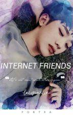 Internet Friends |라이관린| by Jeoncakes