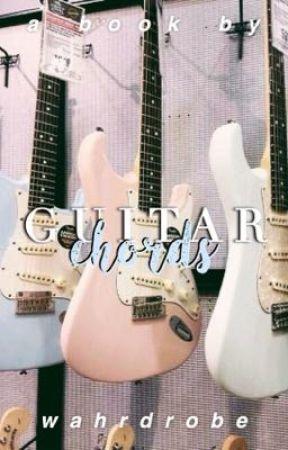 Guitar Chords by wahrdrobe