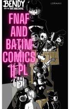✔ FNaF And BaTIM Comics || PL by _Laria_