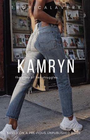 Kamryn Paul ✔ by TropicalAvery