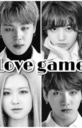 Love game || BTS ❤️ BLACKPINK by lovebangtan4ever