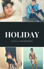 Holiday || J.O & H.S [ zakończone ] by ala16102003