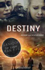 Destiny (Clexa) by debnamskru