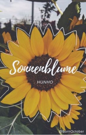 Sonnenblume ;  H U N H O by BornOctober