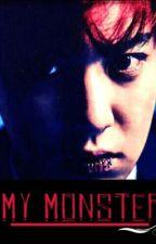 My monster//chanhun by Hun94-Chan61