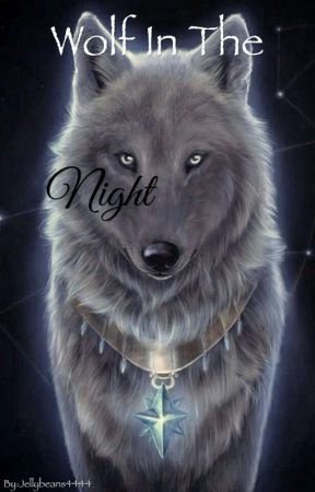 Wolf in the Night by jellybeans4444