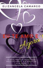 Eu Te Amo e AGORA? (Concluído) by ElizangelaCamargo