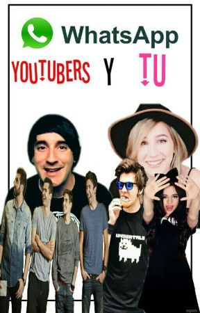 washapp de youtubers y tu by littlecandela