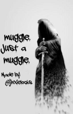 Muggle. Just a muggle.  by trxckerjxcker