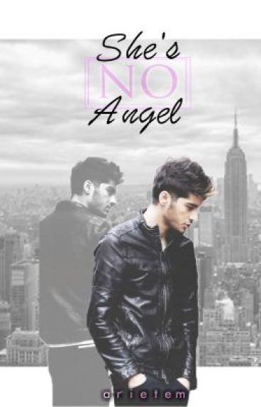 she's no angel - z.m.