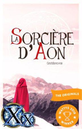 La Sorcière d'Aon by cestdoncvrai