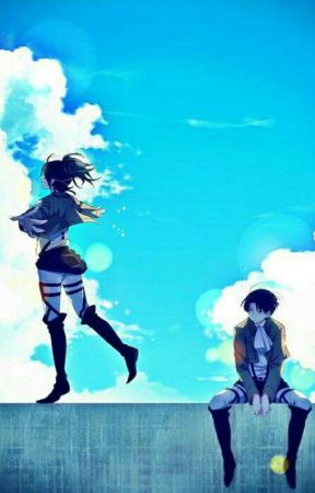 What was Behind~Hanji x Levi{Morden} by GamerGirlWP