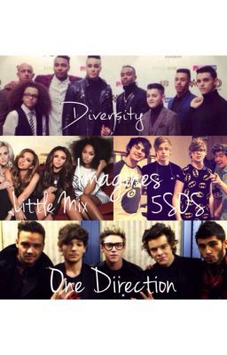 ... Diversity/One Direction/Little Mix/5SOS Imagines - Page 1 - Wattpad