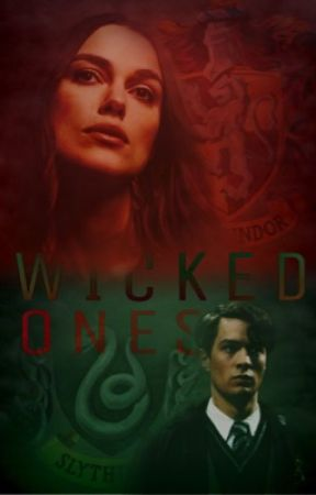 Wicked Ones | Tom Riddle FanFiction | by Nrobinson98