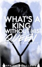 What's a king without his queen ∠ Bellamy Blake by hurricxnejazzy-