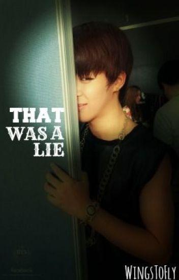 That Was A Lie [BTS Jimin]