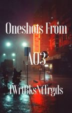 Oneshots from AO3 by IWrtBksNtTrgds
