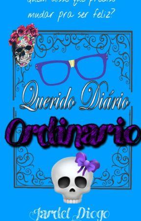 Querido Diário Ordinário! by JardelDiogo