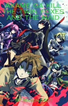 Akame Ga Kill The Twin Foxes And The Maid A Day With Night Raid Wattpad