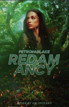 Redamancy // Bellamy Blake [2]  by petrovablake