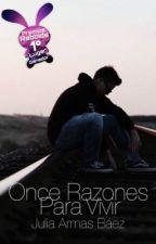 Once Razones Para Vivir by JuliaArmasBaez