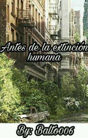 Antes de la extinción humana by Balto006