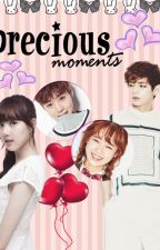 PRECIOUS Moments Yerin x Taehyung | Jihoon x Yoojung by vdiyahaam