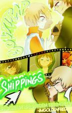 ✿→°•Goldtrap Shipping's•°←✿ by -ImGoldenFreddy-