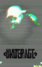 ⌛ UnderAge ⌛<LeafyCynical> by meme5044