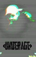 ⌛ UnderAge ⌛ LeafyCynical//finished by meme5044