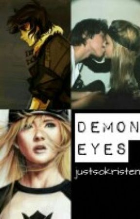 Demon Eyes Nico Di Angelo Chapter 24 Wattpad
