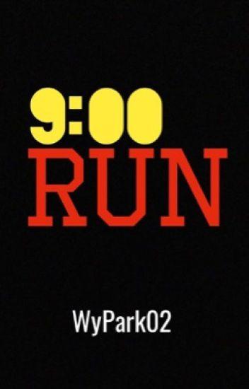 The Sleepless Night Trilogy: 9:00 Run (Book Two)