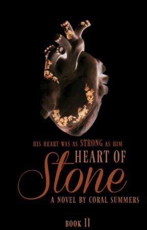 Heart Of Stone - Book II by VarshiniTamilSelvan