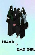 Hijab and Bad Girl by Leya_ATM