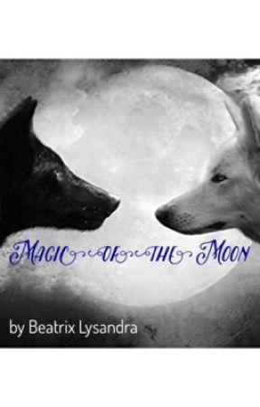 Magic of the Moon by BeatrixLysandra