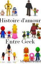 Histoire d'amour entre Geek (Armin) by MyZombieland