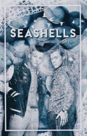 Seashells ❀/ Larry Stylinson by seenzonedstyles