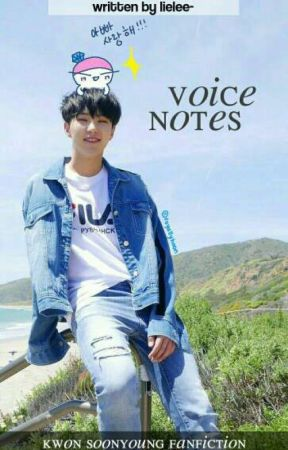 Voice Notes - ksy  by lielee-