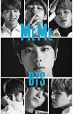 MeMe BTS by Seokhyemi30