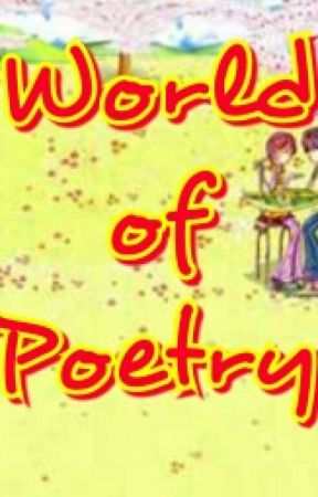 World of Poetry (2017) by SadClown25