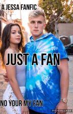 Just A Fan//Jake Paul x Tessa Brooks Jessa by ombreocean