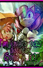 Sonic Y Tu (Tan Iguales Pero Distintas) by Hikary-2000