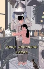 Kpop Usernames Ideas by kmtaeyou