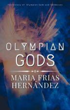 OLYMPIAN  GODS by Nikki_Hernandez_