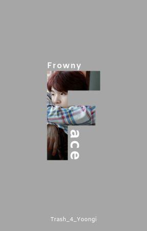 Frowny Face (YoonMin) by Trash_4_Yoongi