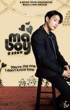Ma Boy! #UmarKayla by _hinatarose