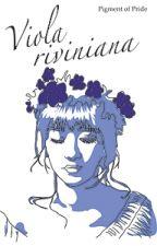 Viola riviniana - ögon så blå att mitt hjärta värker by PigmentOfPride