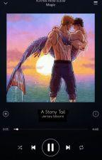 A Stony Tail • Stony Mpreg AU by thejerseydiaries