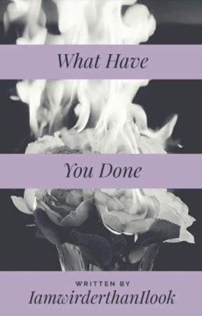 What Have You Done? - Montgomery De la Cruz x Reader by Iamwierderthanilook