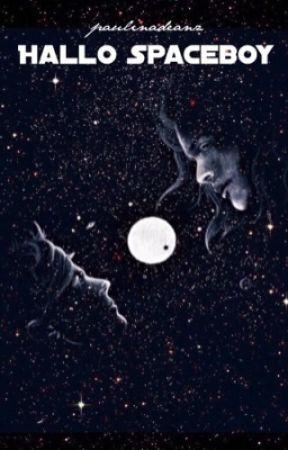 Hallo Spaceboy ✨LARRY✨ by paulinadeanz